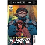 MAGNIFICENT MS MARVEL #15 OUT