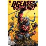 DCEASED DEAD PLANET #6 (OF 7) CVR A DAVID FINCH