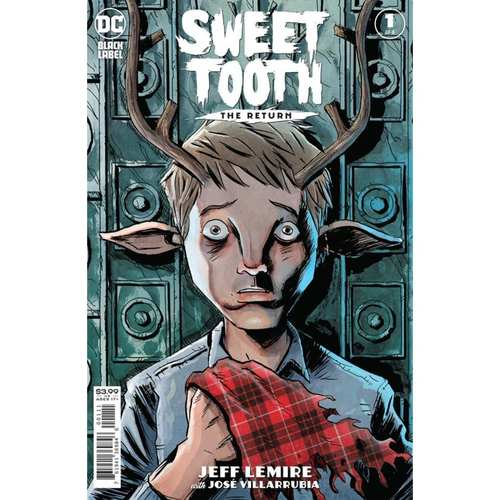 SWEET TOOTH THE RETURN #1 (OF 6) CVR A JEFF LEMIRE (MR)