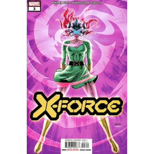 X-FORCE 3 DX