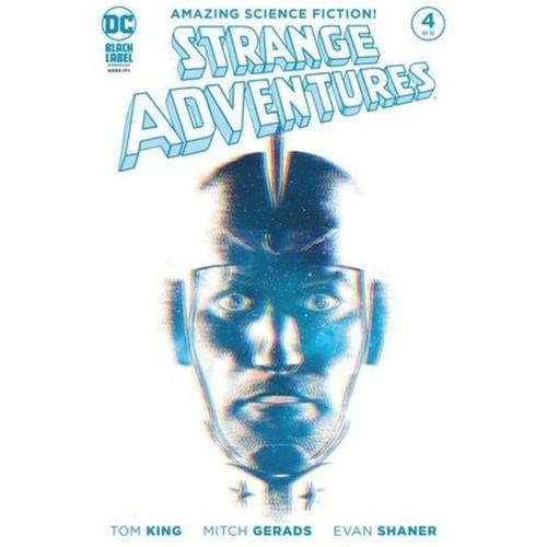 STRANGE ADVENTURES #4 (OF 12) CVR B EVAN DOC SHANER VAR