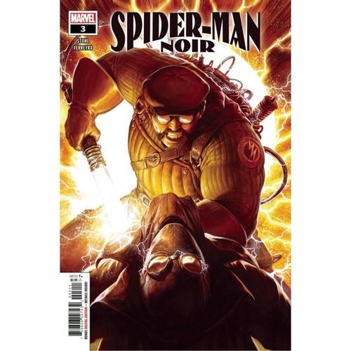 SPIDER-MAN NOIR #3 (OF 5)