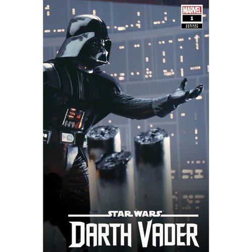 STAR WARS: DARTH VADER #1 - MOVIE VAR