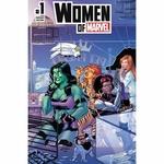 WOMEN OF MARVEL #1 CONNER VAR