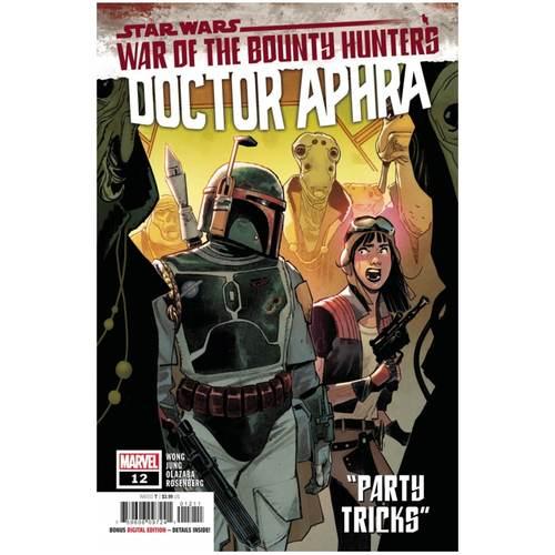 STAR WARS DOCTOR APHRA #12 WOBH