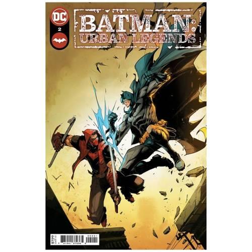 BATMAN URBAN LEGENDS #2 CVR A HICHAM HABCHI
