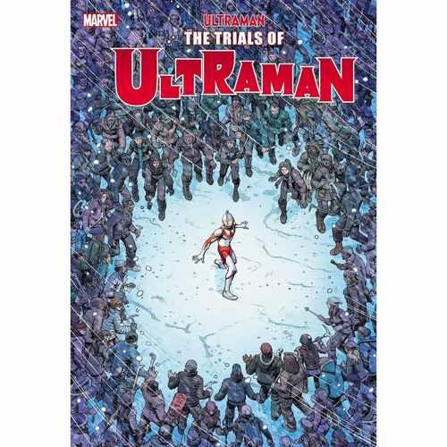 TRIALS OF ULTRAMAN #4 (OF 5)