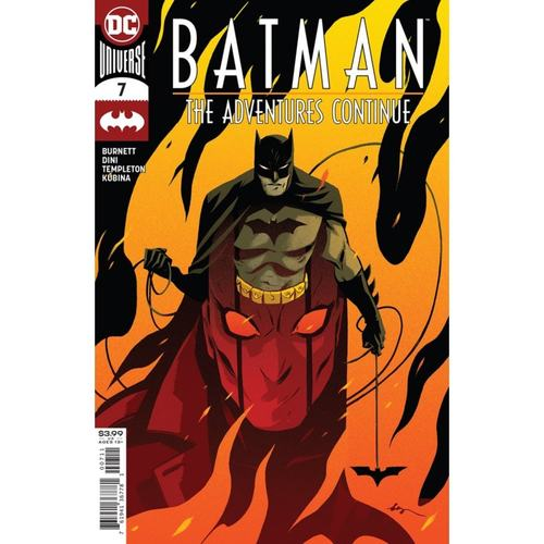 BATMAN THE ADVENTURES CONTINUE #7 (OF 8) CVR A BECKY CLOONAN