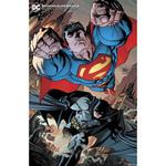 BATMAN SUPERMAN 8 CARD STOCK ANDY KUBERT VAR ED