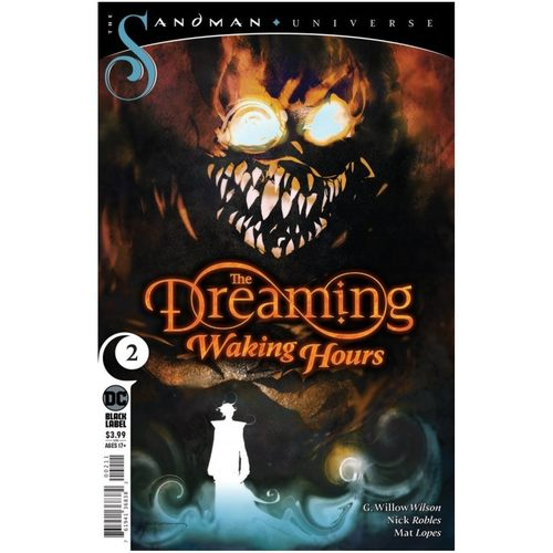 DREAMING WAKING HOURS #2 (MR)