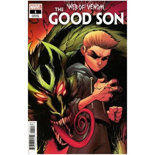 WEB OF VENOM: THE GOOD SON #1 - GERARDO SANDOVAL VARIANT