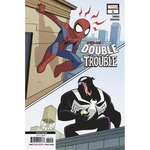 SPIDER-MAN & VENOM DOUBLE TROUBLE 1 OF 4 2ND PTG GURIHIRU