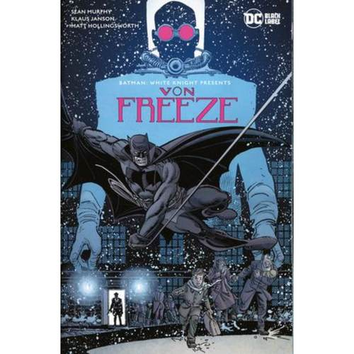 BATMAN WHITE KNIGHT PRESENTS VON FREEZE 1 VAR ED