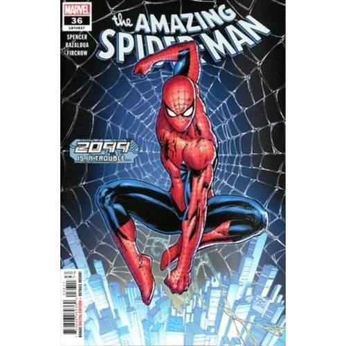 AMAZING SPIDER-MAN 36 2099