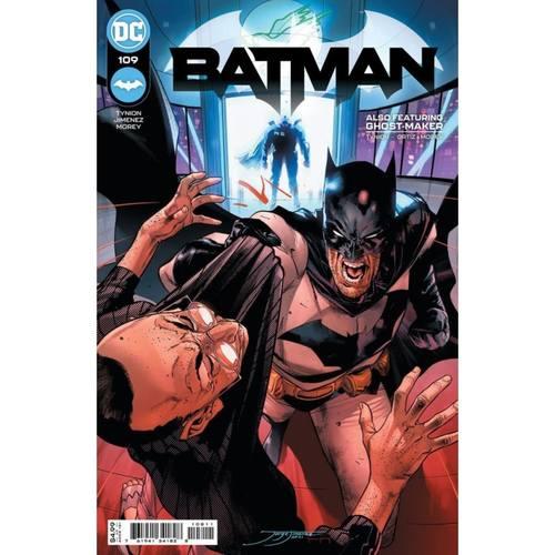 BATMAN #109 CVR A JORGE JIMENEZ