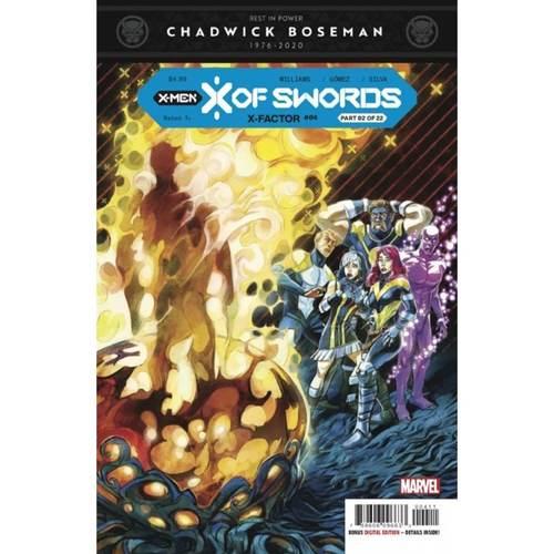 X-FACTOR #4 XOS