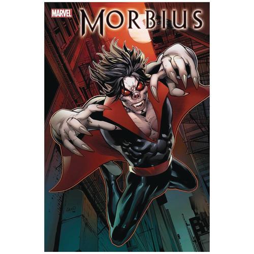 MORBIUS #1 - LAND VAR