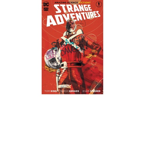 STRANGE ADVENTURES 1 OF 12