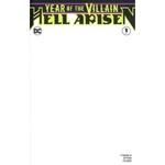 YEAR OF THE VILLAIN HELL ARISEN 1 OF 4 BLANK VAR ED