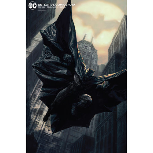 DETECTIVE COMICS 1019 CARD STOCK VAR ED