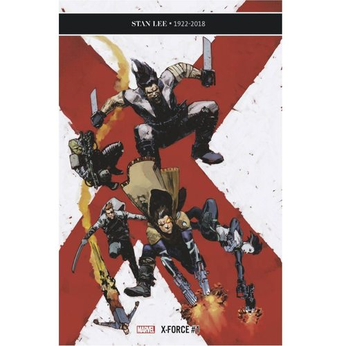 X-FORCE #1 - ZAFFINO VAR