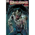 WOLVERINE #3 RANEY MARVEL ZOMBIES VAR DX