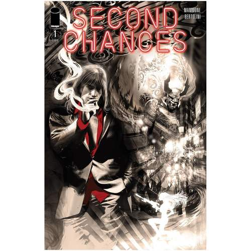 SECOND CHANCES #1