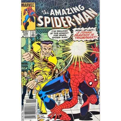 AMAZING SPIDER-MAN 246