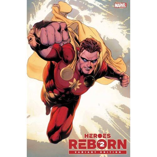 HEROES REBORN #2 1:25 Magno Variant
