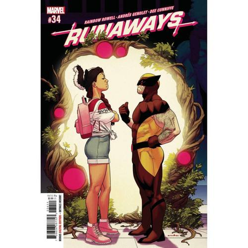 RUNAWAYS #34