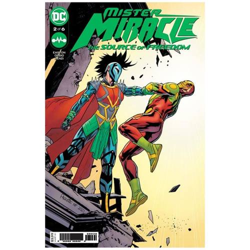 MISTER MIRACLE THE SOURCE OF FREEDOM #2 (OF 6) CVR A YANICK PAQUETTE