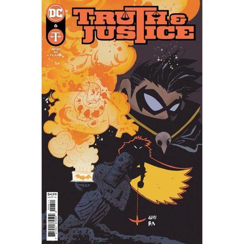 TRUTH & JUSTICE #6 (OF 7) CVR A JUNI BA