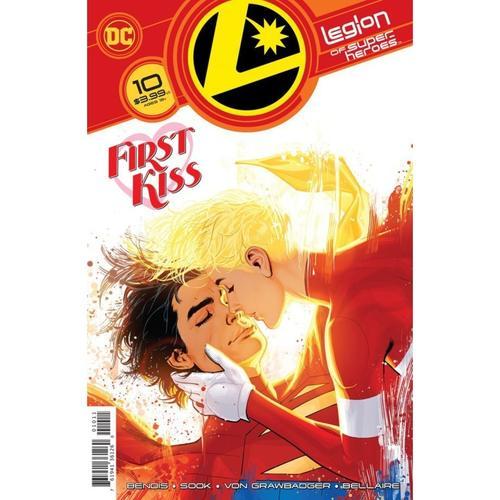 LEGION OF SUPER-HEROES #10 CVR A RYAN SOOK