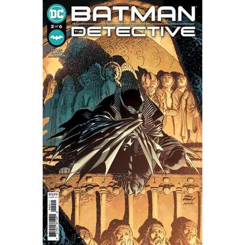 BATMAN THE DETECTIVE #2 (OF 6) CVR A ANDY KUBERT