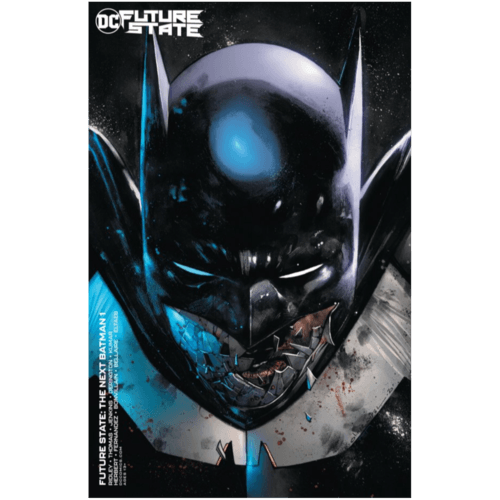 FUTURE STATE THE NEXT BATMAN #1 (OF 4) CVR B OLIVIER COIPEL CARD STOCK VAR