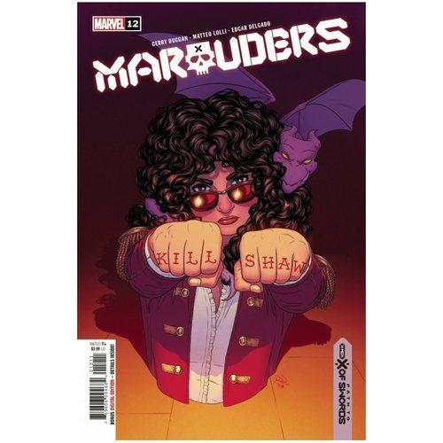 MARAUDERS #12