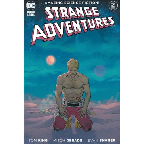 STRANGE ADVENTURES #2 (OF 12) EVAN SHANER VAR ED
