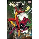 AMAZING SPIDER-MAN 42 DANIEL SPIDER-WOMAN VAR