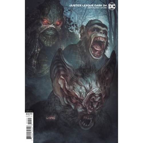 JUSTICE LEAGUE DARK #24 CVR B JOHN GIANG VAR