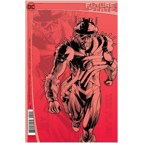 FUTURE STATE THE FLASH #1 (OF 2) Second Printing