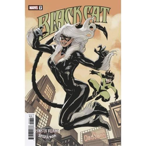 BLACK CAT #7 DODSON SPIDER-MAN VILLAINS VAR