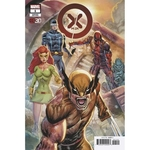 X-MEN #1 LIEFELD DEADPOOL 30TH VAR