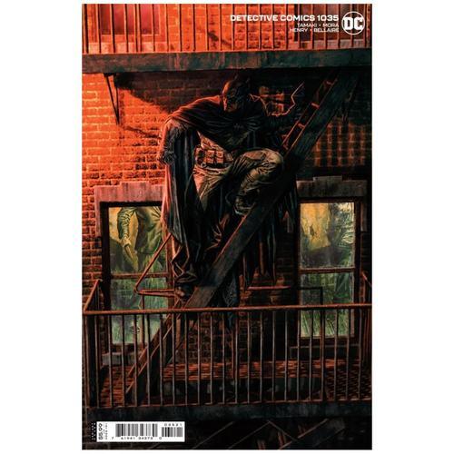 DETECTIVE COMICS #1035 CVR B LEE BERMEJO CARD STOCK VAR
