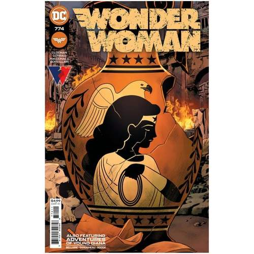 WONDER WOMAN #774 CVR A TRAVIS MOORE