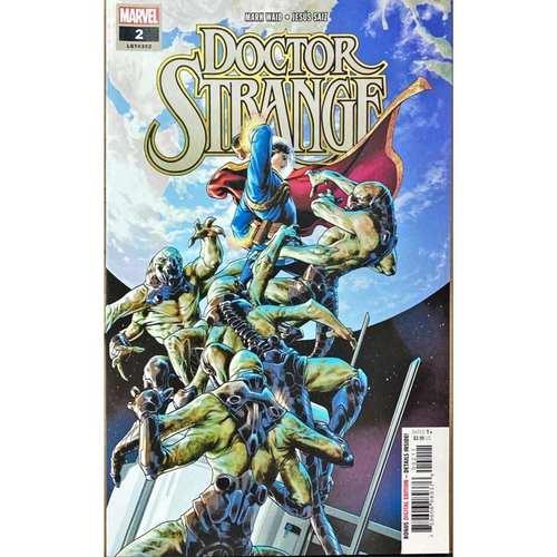 DOCTOR STRANGE #2 (2018)