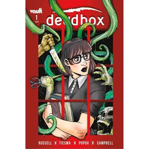 DEADBOX #1 CVR B HOWELL