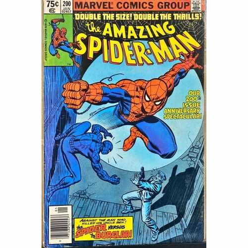 AMAZING SPIDER-MAN #200