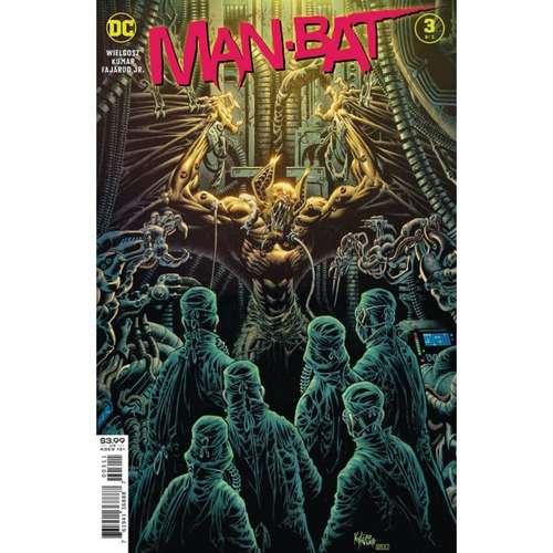 MAN-BAT #3 (OF 5)