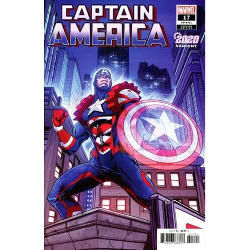 CAPTAIN AMERICA 17 COELLO 2020 VAR