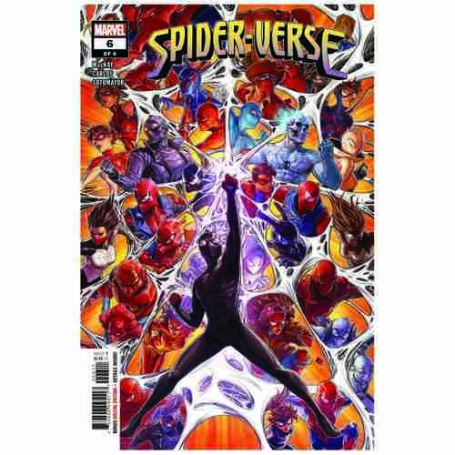 SPIDER-VERSE 6 OF 6